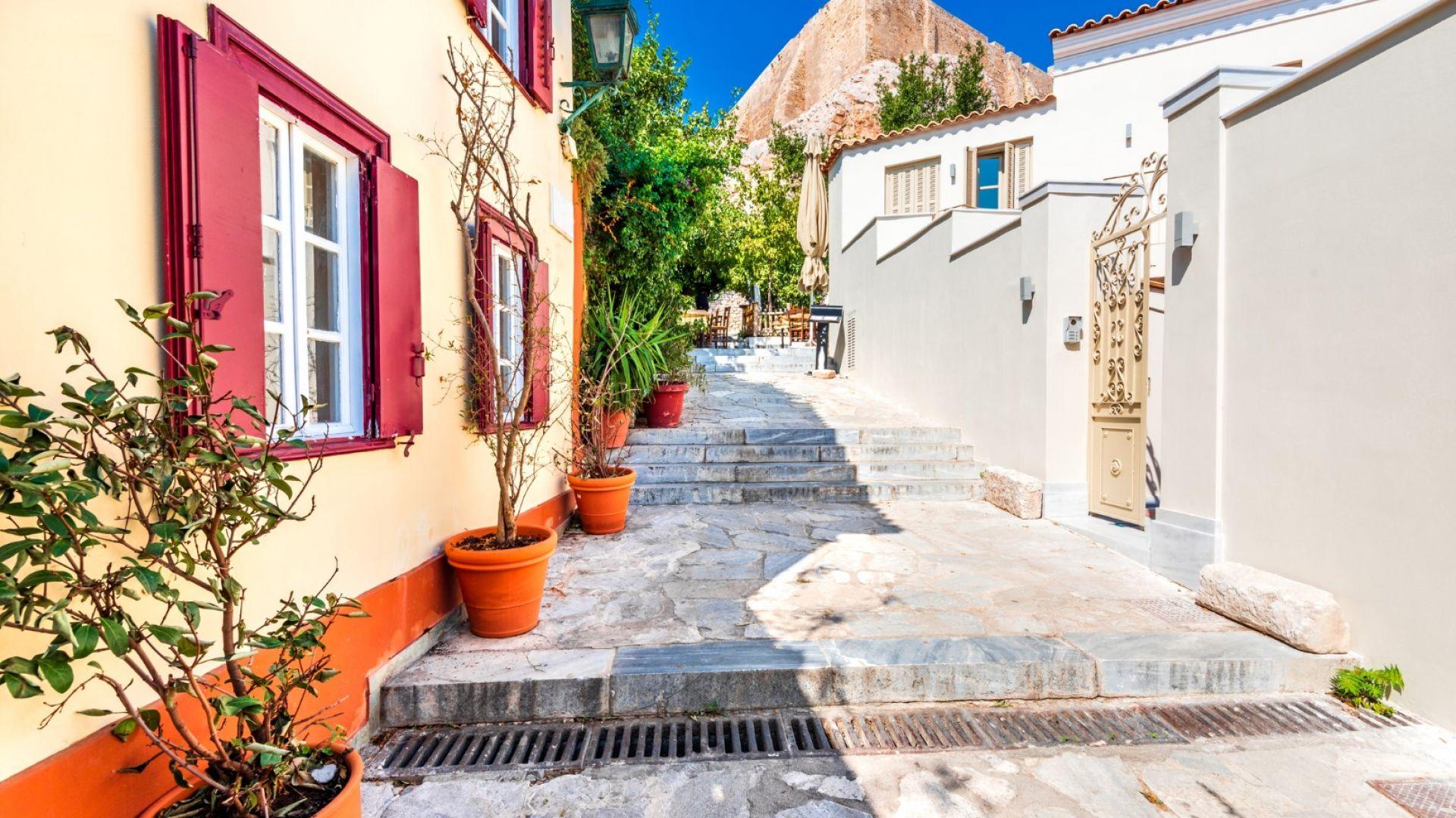 Плака: из лабиринтите на най-стария квартал на Атина