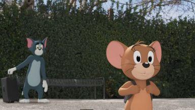"""""""Том и Джери"""" привлече изненадващо много публика в киносалоните"""