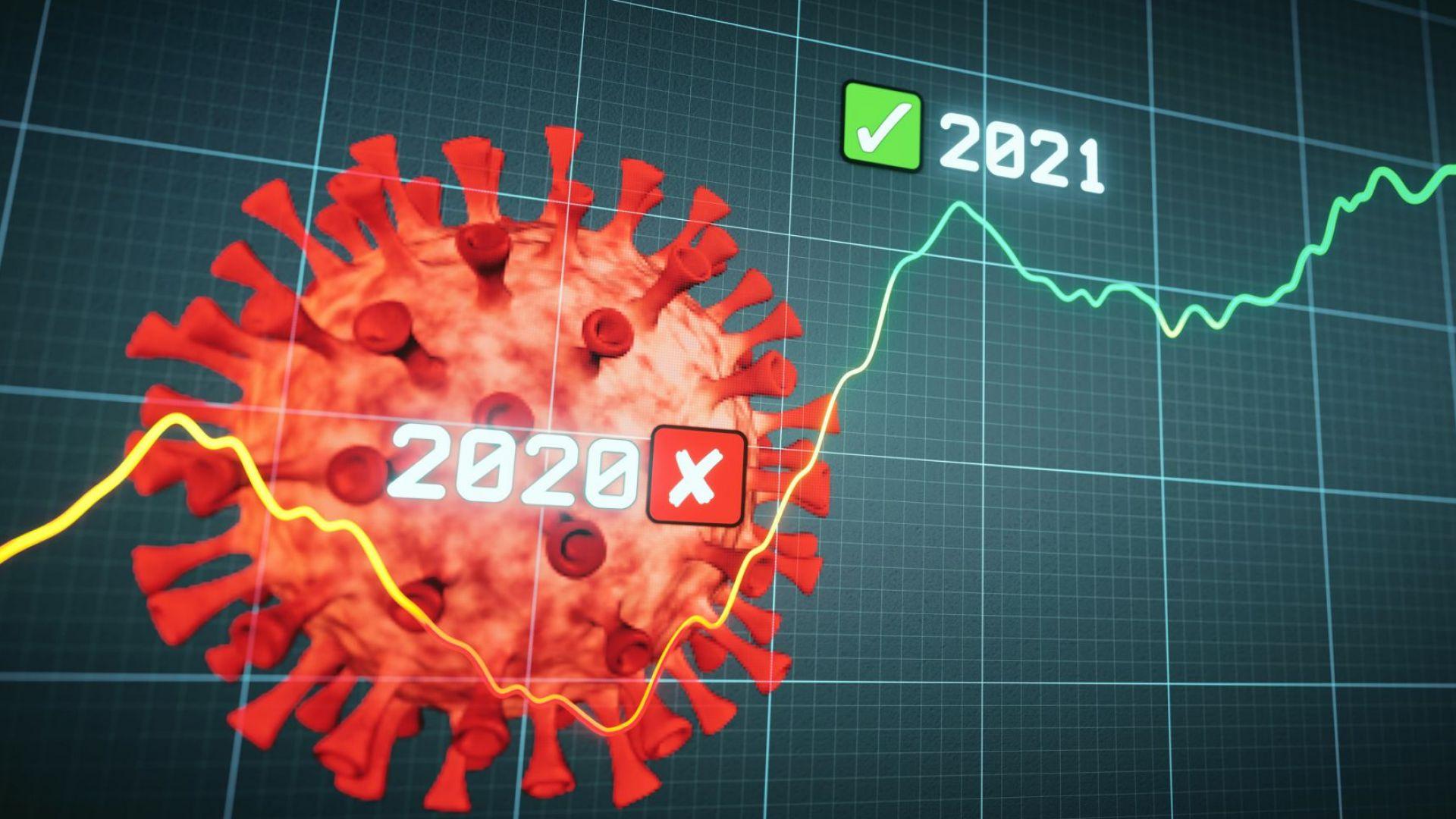 Ако ваксинацията напредне, България може да завърши годината с над 3% ръст на БВП и 4-5% през 2022 г.