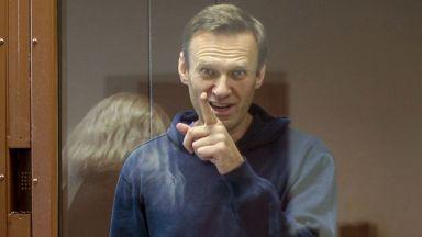 Заплашват Навални - може да бъде хранен насила
