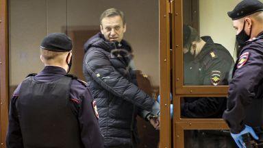 """Навални е в наказателната колония """"Покров"""" на около 100 км от Москва"""