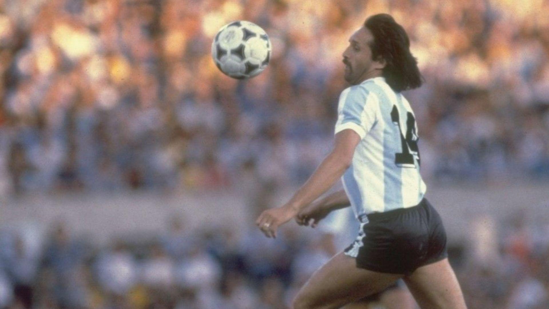 Аржентина пак e в траур заради футболен идол - отиде си мустакатият великан Луке