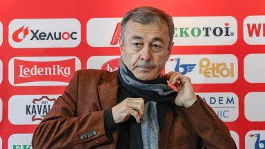 Официално: Гриша Ганчев и Юлиан Инджов спират да финансират ЦСКА