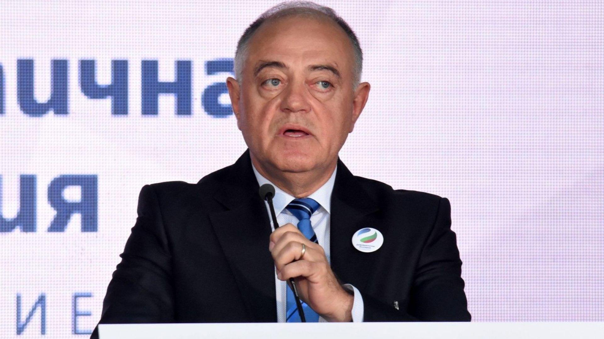 """Атанасов: """"Демократична България"""" няма да участва в правителство на ГЕРБ или БСП"""