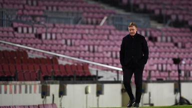 Куман иска да се наслади на оставащото му време в Барселона
