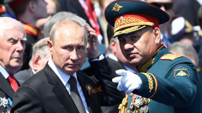 Руският министър на отбраната Сергей Шойгу обвини днес САЩ и