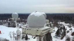 Русия показа на видео една от най-секретните си бази