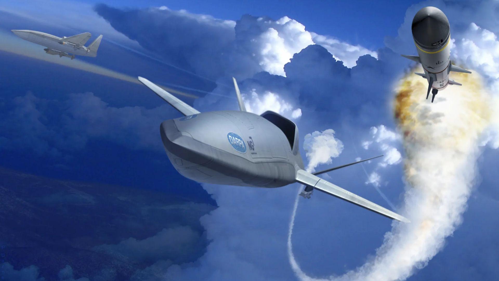 САЩ ще се сдобият с дрон-изстребител