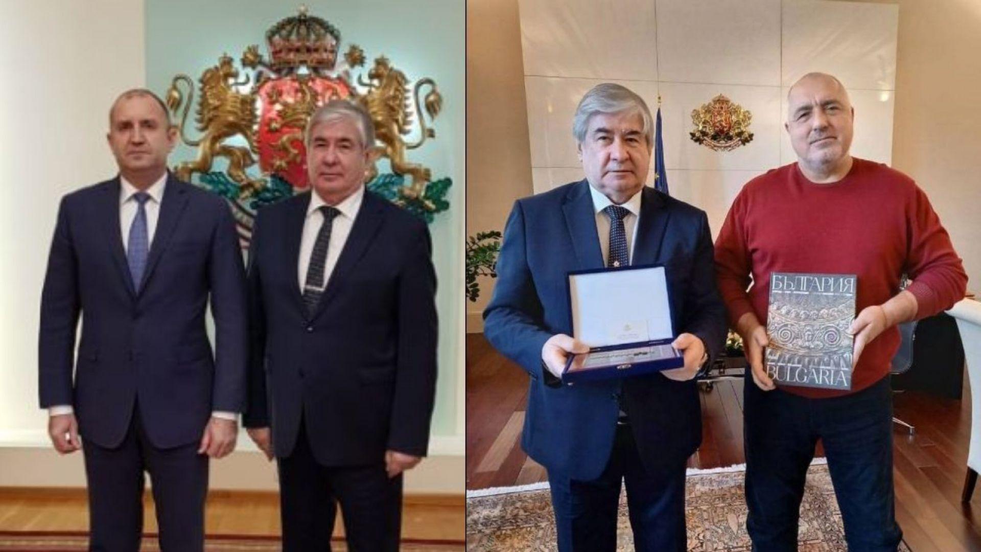 Как се сбогуваме с висшите дипломати и как с руския посланик