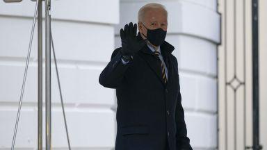 """Байдън се оплака от живота в Белия дом: Като в """"златна клетка"""" е"""