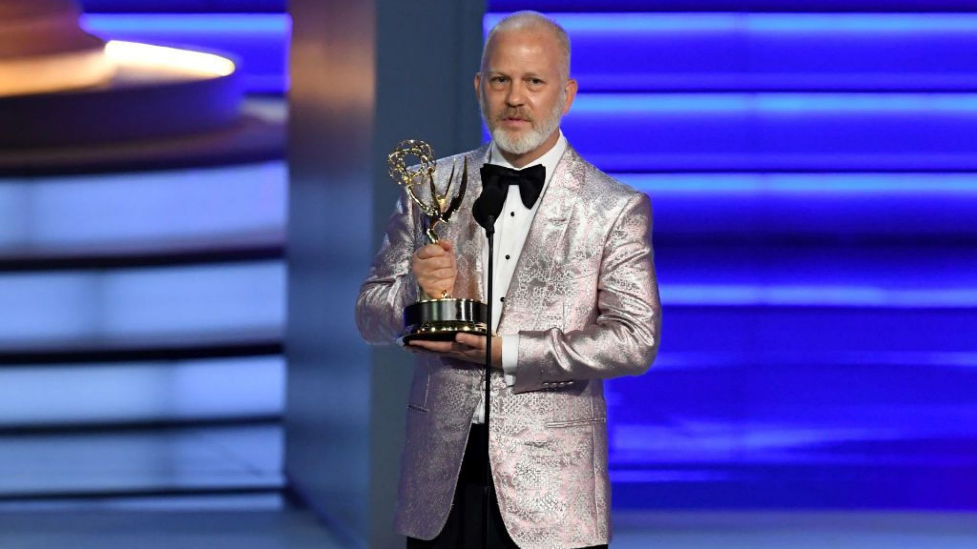 """Режисьорът на """"Зловеща семейна история"""" Райън Мърфи с почетна награда на Гилдията на сценографите"""