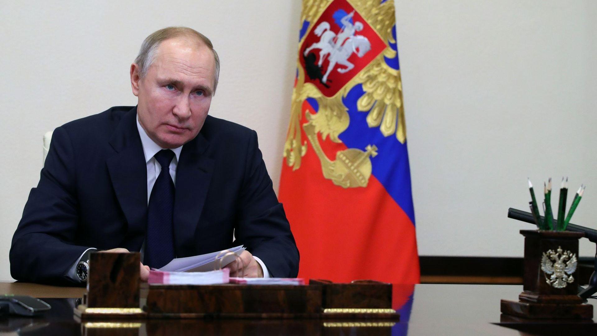 Путин: Трябва да защитим парламентарните ни избори срещу външна намеса