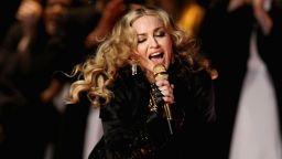 Мадона сподели снимки от деветия рожден ден на близначките си