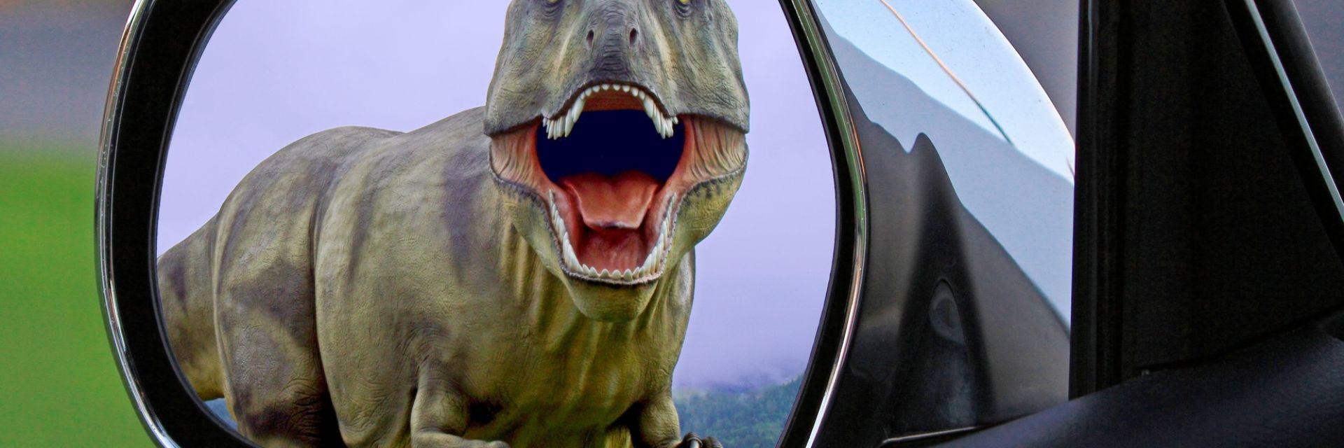 Динозаврите също страдали от климатичните промени