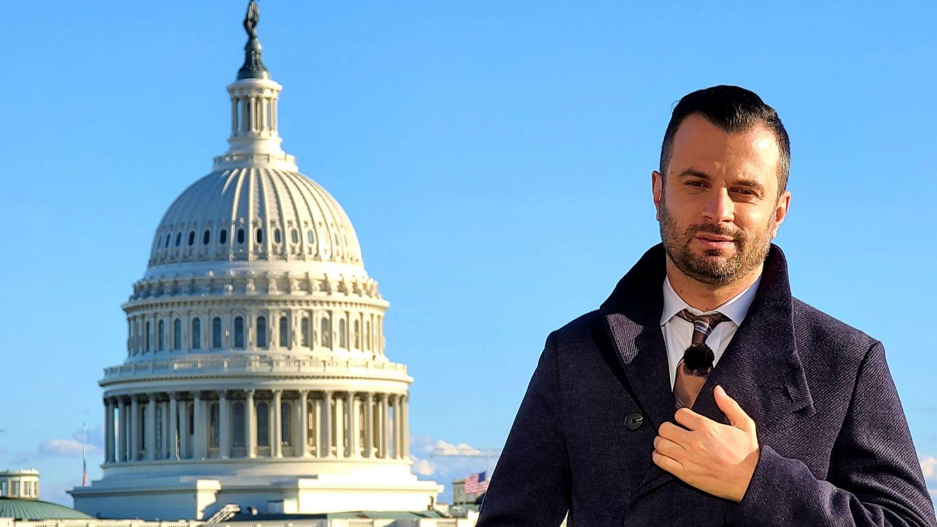 Ясен Дараков: В Америка е лесно да се прави бизнес, дори и медиен