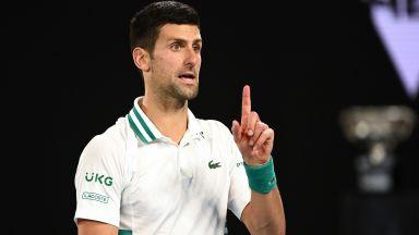 Джокович за Тони Надал: Не мога да си представя треньорът ми да работи с друг тенисист
