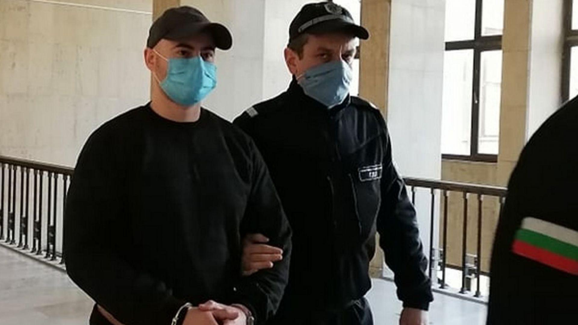 Обвиниха убиеца от езерото Вая за инкасо обира в столичен мол преди 5 г.