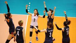 Нов скандал в Корея - две волейболни звезди са извадени от спорта за тормоз над ученици