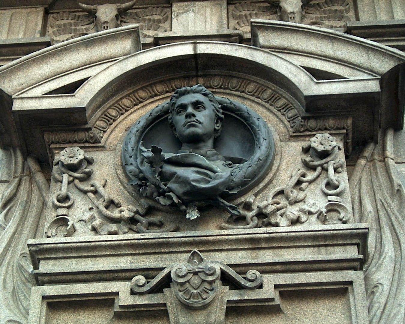 Паметникът на Левски в София