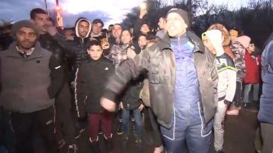 """Напрежение във """"Факултета"""" заради убитото от ток момче - спрян влак, искани оставки и инсулт"""