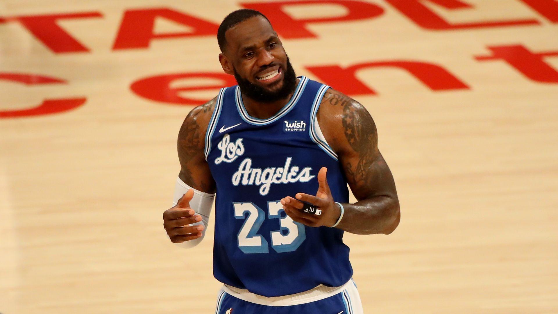 ЛеБрон не спира да крачи към величието, вече има 35 000 точки в НБА