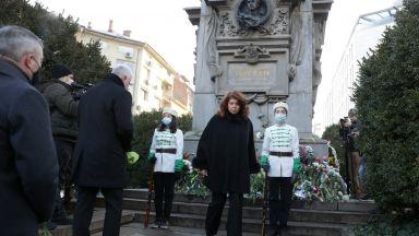 Първите в държавата почетоха паметта на Васил Левски