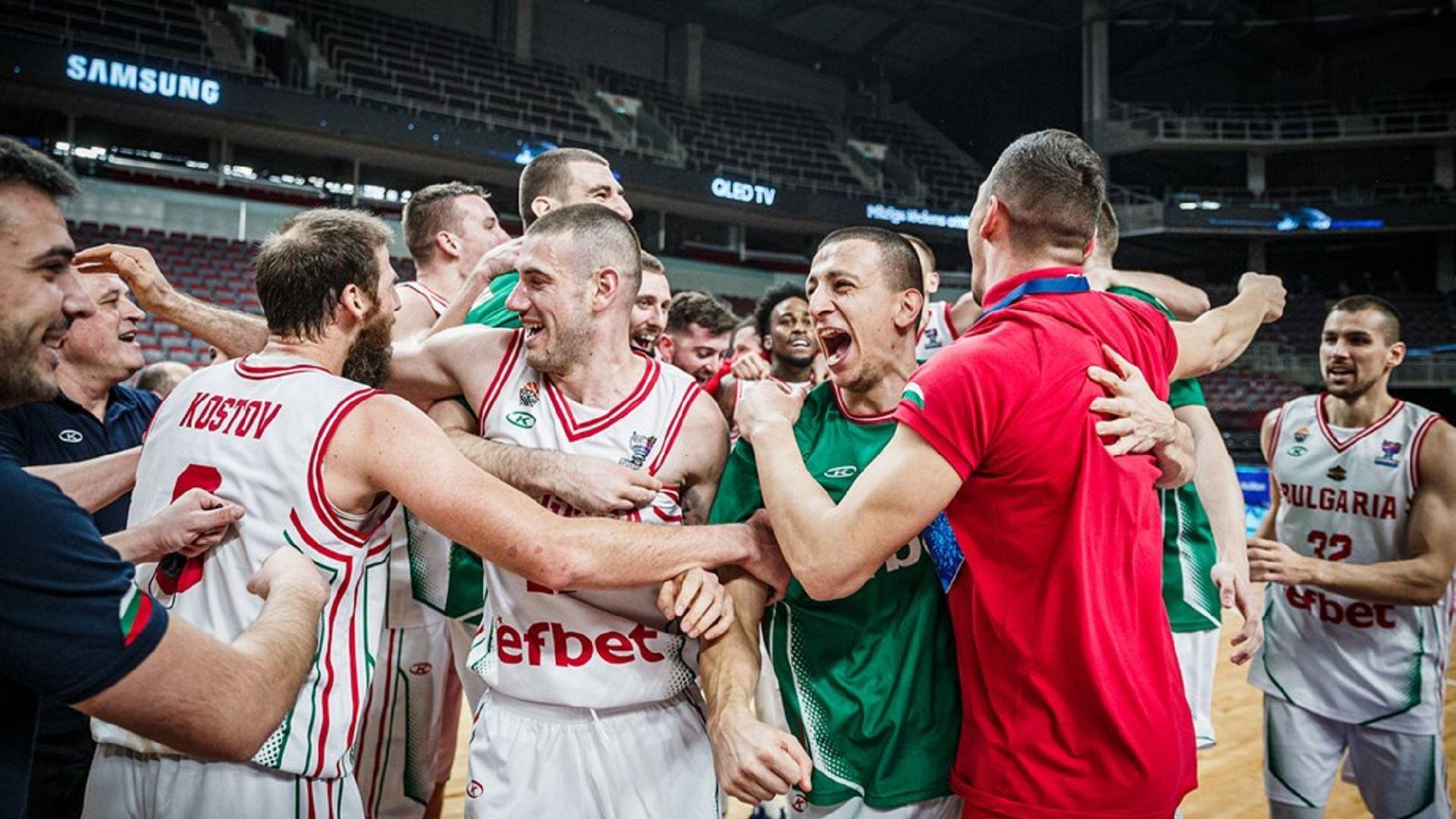 Подвигът е факт! Уникална драма прати България на Евробаскет