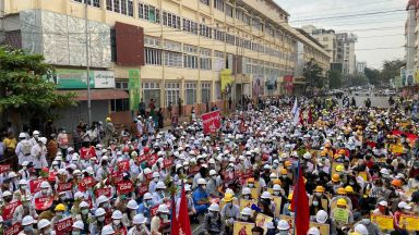 Фейсбук се намеси и в Мианма