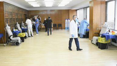 Само за час 7000 се записаха онлайн за ваксина срещу Covid-19