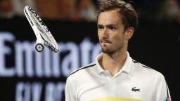 Медведев прекъсва 15-годишна доминация нa голямата четворка в тениса