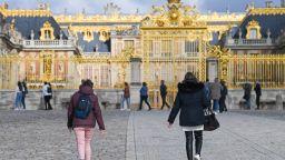 Ремонтират театъра  на Мария-Антоанета във Версай