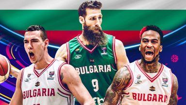 България научи съперниците си в квалификациите за Световното по баскетбол
