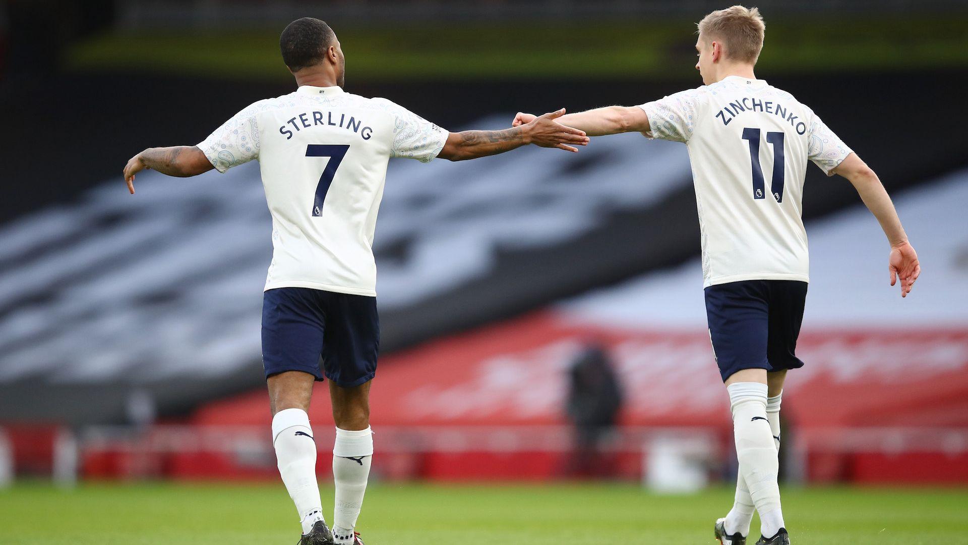Светкавичен гол свърши работа на Сити срещу Арсенал