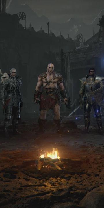 Diablo 2 се завръща с обновена графика (видео)