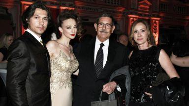 Невероятен отбор от Холивуд, Англия, Италия и България в журито на Награда за кино 355, в който влезе и проф. Георги Дюлгеров