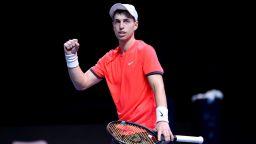 Адриан Андреев: Не ми достига малко увереност в турнири от ATP. Да играеш за България е привилегия