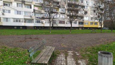 """Запустял терен в """"Славейков"""" се превръща в парк"""