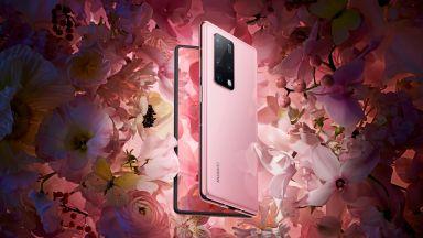 Huawei представи новия си гъвкав смартфон