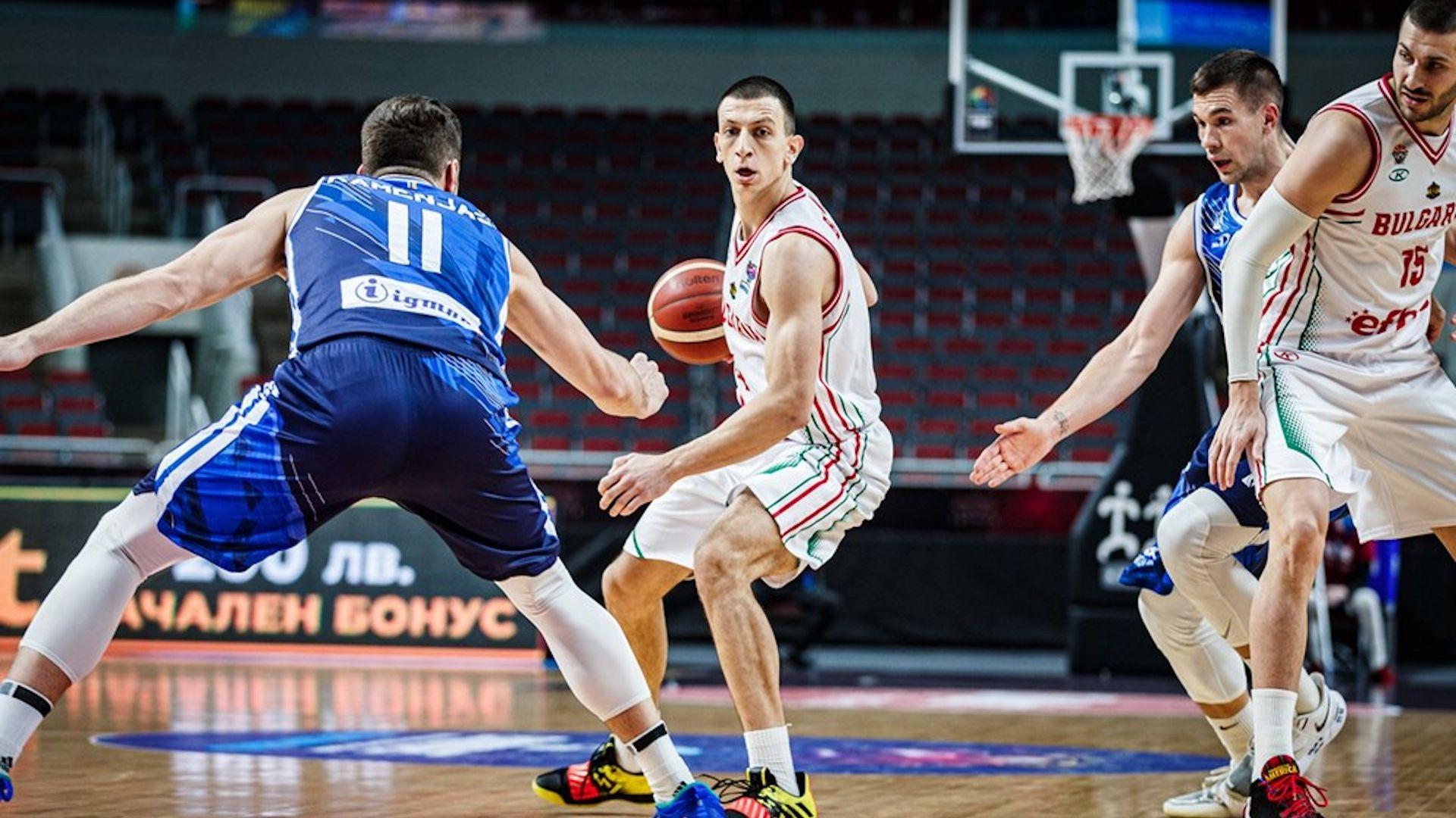 България отстъпи на Босна, силен дебют за младата надежда от Реал