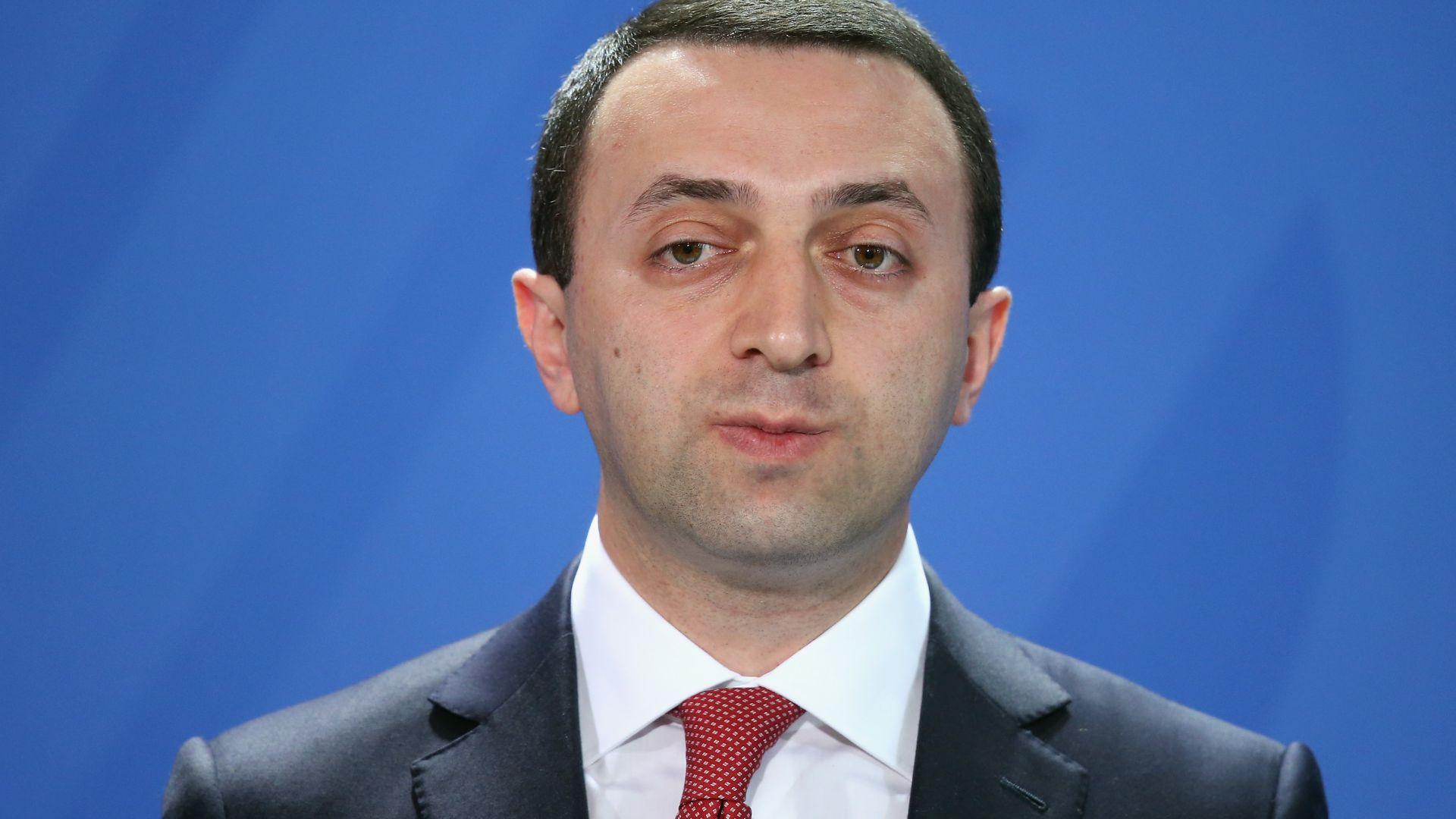 Бившият военен министър е новият премиер на Грузия