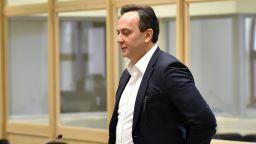 Скопие издирва с международна заповед бившия шеф на контраразузнаването