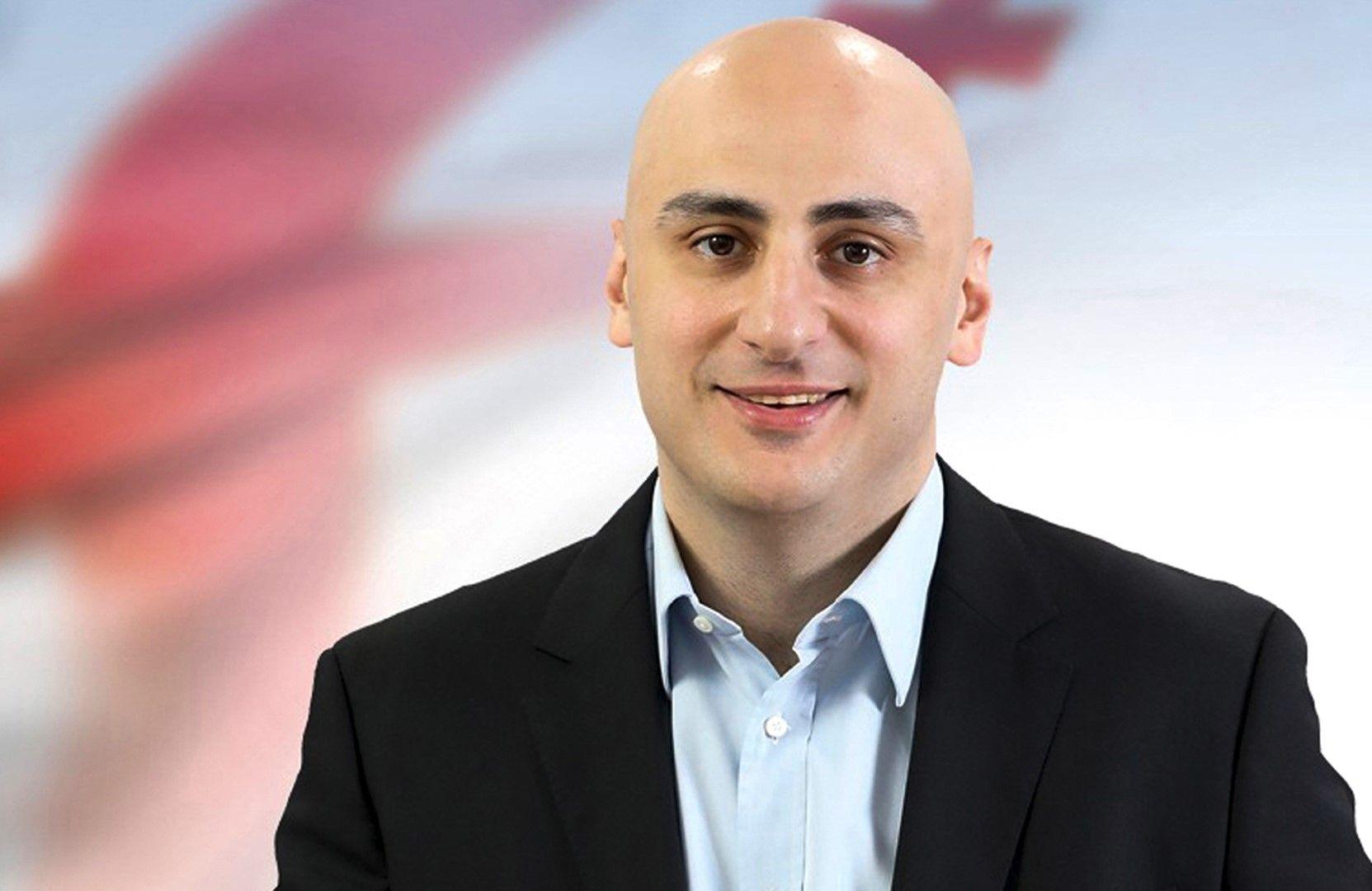 """Ника Мелия - лидер на опозиционната партия """"Единно национално движение"""" в Грузия, не си платил гаранцията по дело и затова е арестуван"""