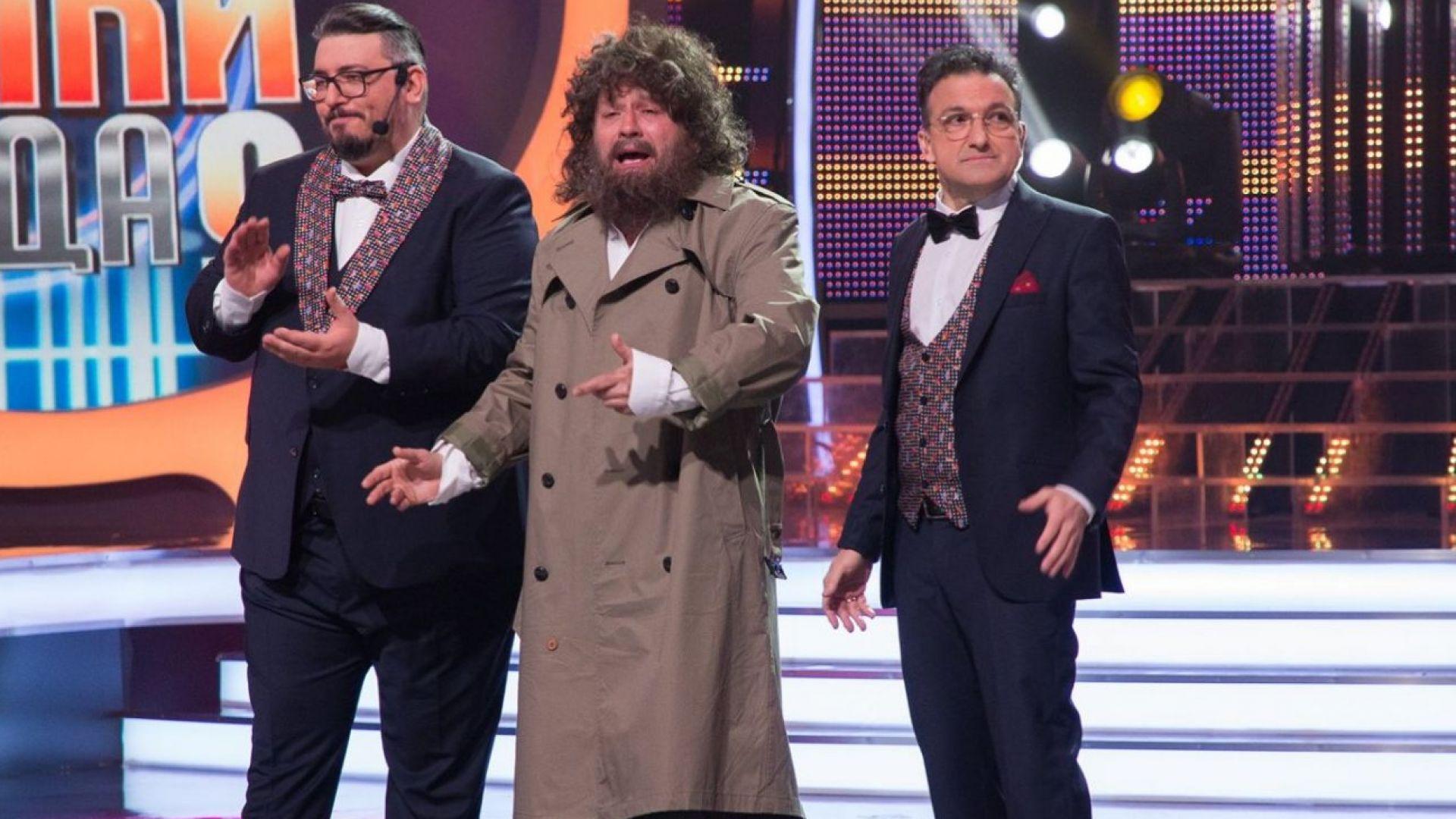 """Димитър Рачков влетя на сцената на """"Като две капки вода"""": обяви старта на шоуто си"""