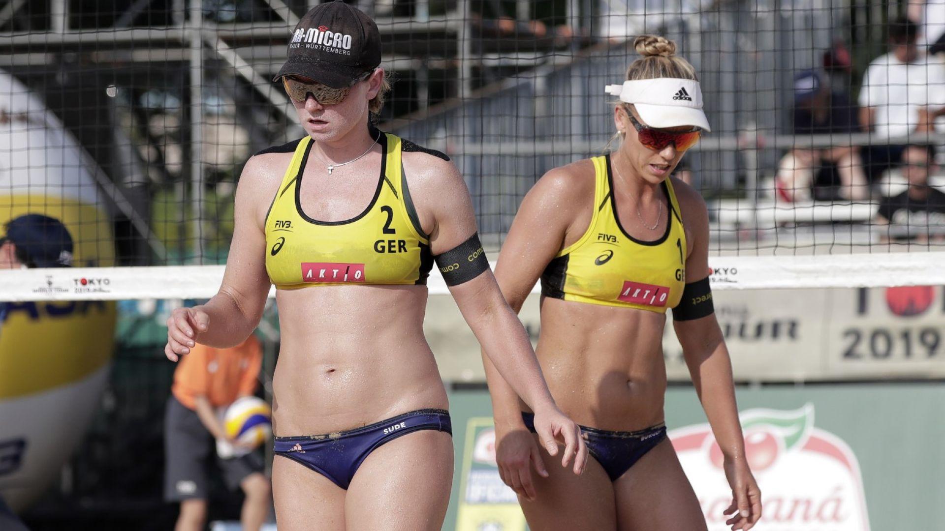 Германски волейболисти бойкотират турнир в Катар заради забраната на бански