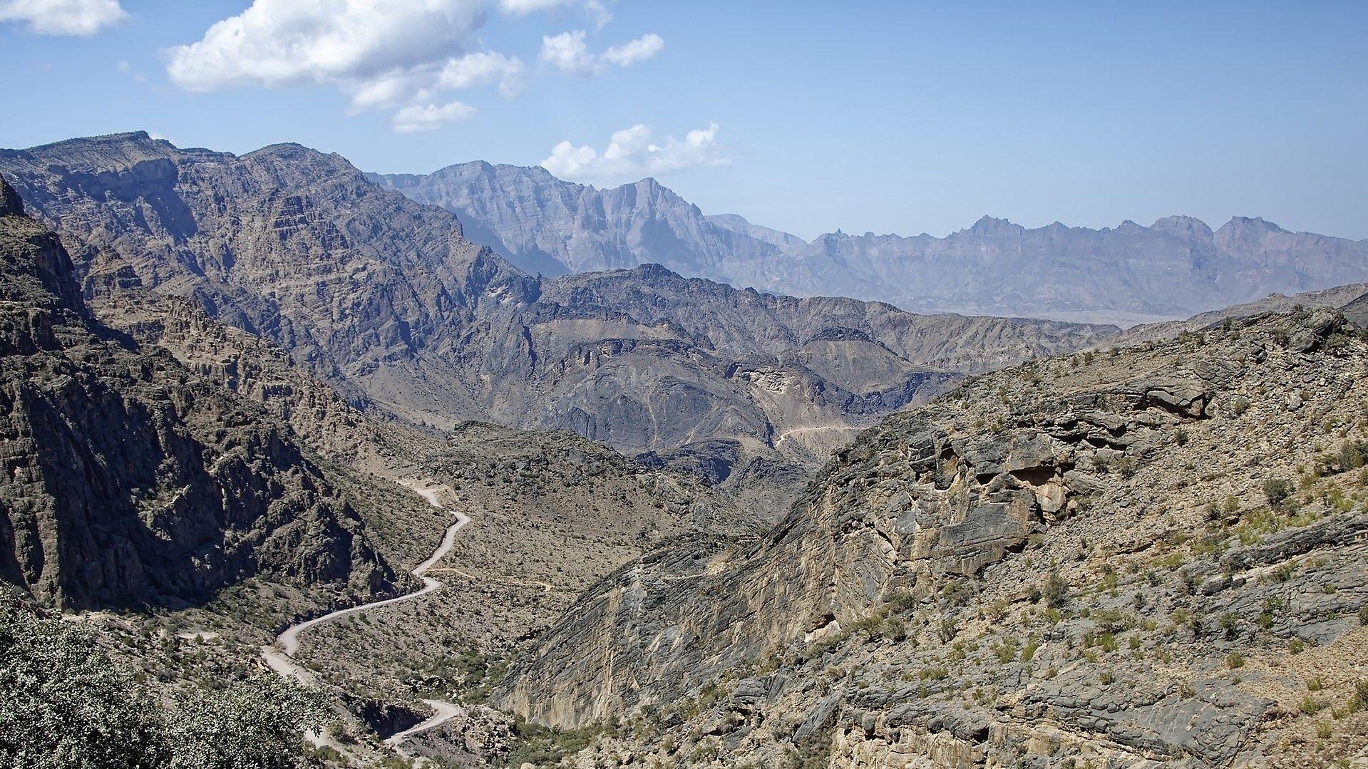 Планината Ал Хаджар