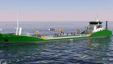 Япония пуска електрически танкер в Токийския залив