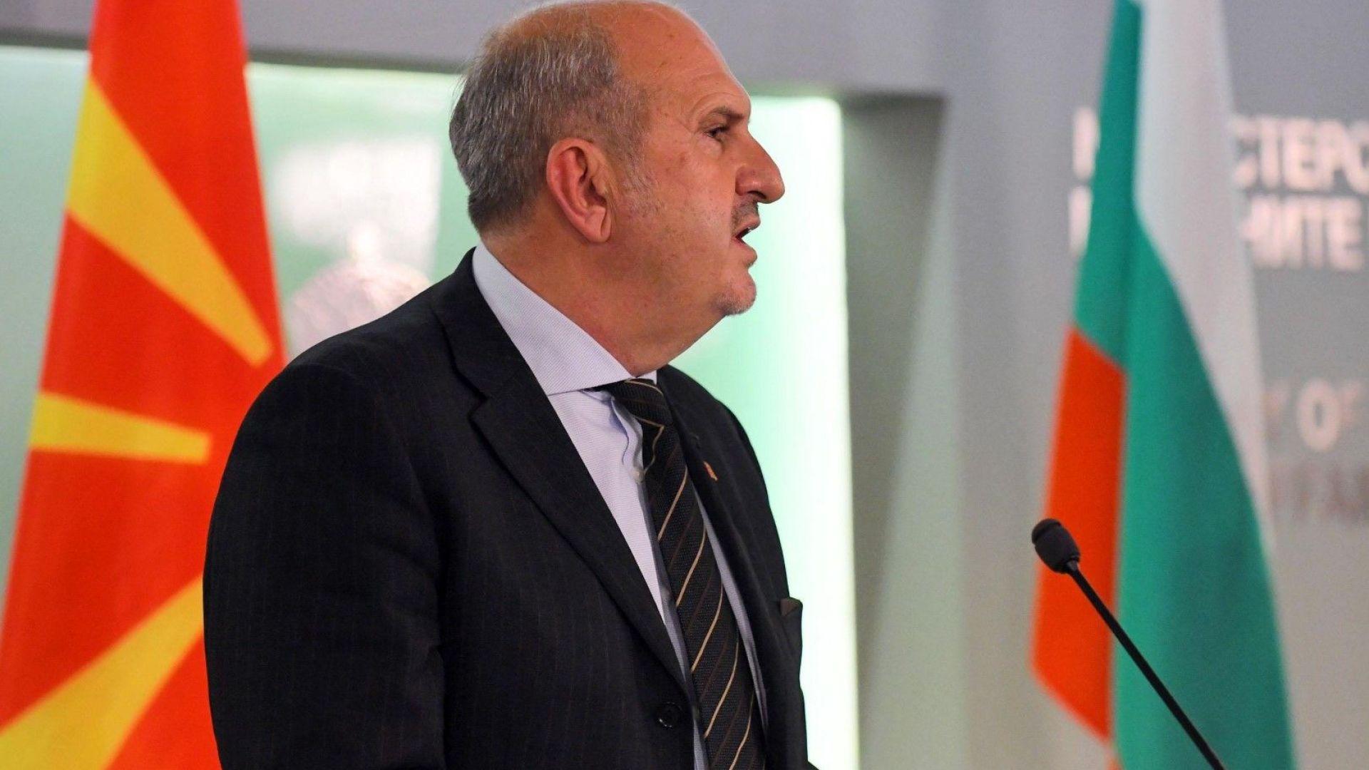 Владо Бучковски: Шанс за край на блокадата на София след формирането  на новото българско правителство