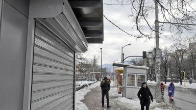 Главният архитект на София 6 пъти писал до районите да махнат незаконни павилиони