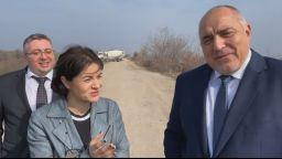 Борисов предложи на изгонена от партията на Трифонов да оглави листа на ГЕРБ (видео)