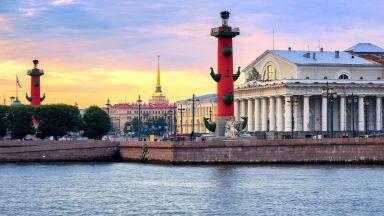 Наплив от германски компании на борсата в Санкт Петербург